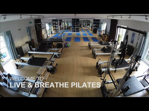 Welcome to Live & Breathe Pilates