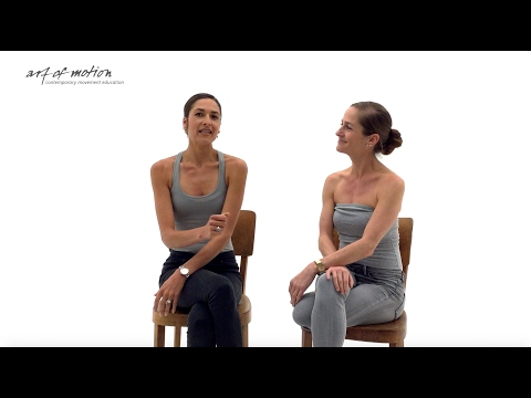 Karin & Mumu talking about Anatomy Trains in Motion